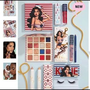 Kiss me sailor collection by Kylie Jenner